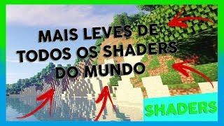 SHADERS MAIS LEVES DO MUNDO (PC FRACO) ‹ JogaByte ›