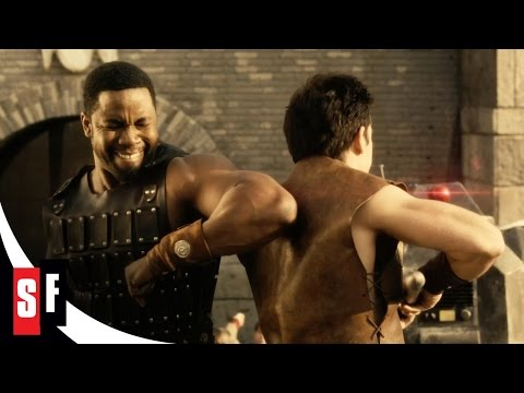 Metal Hurlant Chronicles: The Complete Series (2/5) Intense Fight Scene HD
