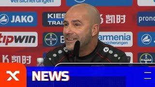 Peter Bosz über seine Bundesliga-Rückkehr, Ziele mit Bayer Leverkusen und die Zeit beim BVB | SPOX