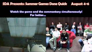 Speed Demos Archive Summer Charity Marathon!