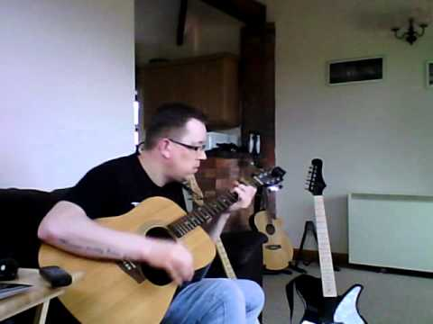 Thunder   A Better Man Acoustic Cover