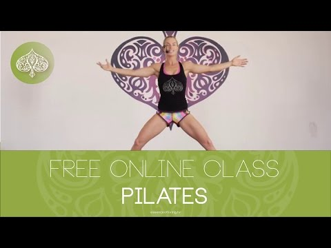 Luscious Legs Power Pilates - Michelle Merrifield