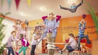 34 kindergarten madness 34 Wandfenster Fotografie Fotodesign