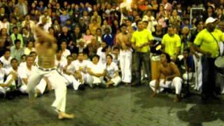Candeias Lima Peru - 1er Open Internacional de capoeira