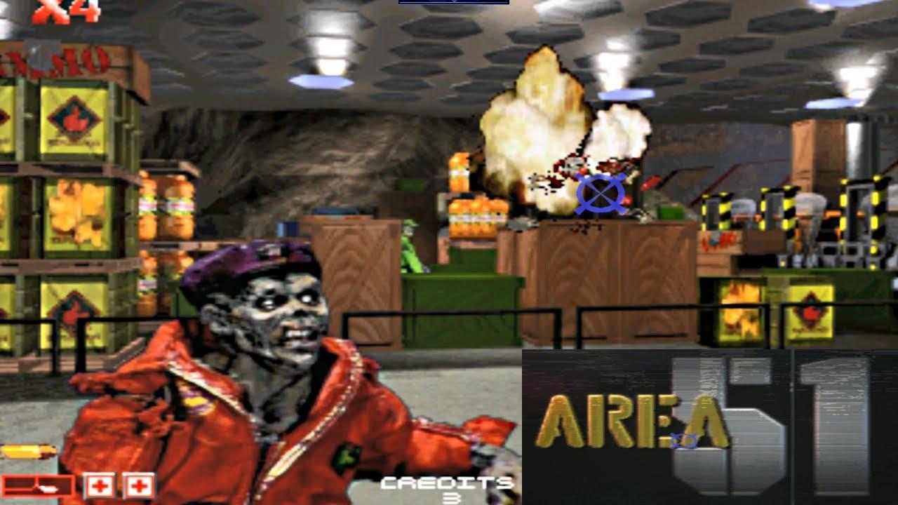 """Результат пошуку зображень за запитом """"area 51 (1995 video game)"""""""