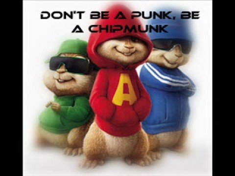 Alvin and the Chipmunks- Cleaning Out My Closet