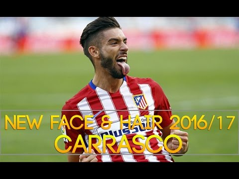 new face hair ferreira carrasco 2016 2017 pes 2013 by radim luca