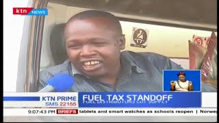 TAX BURDEN: Fuel prices shoot to 127 shillings per litre in Nairobi