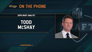 ESPN's Todd McShay on NFL Draft Day 1 Winners & Losers   The Dan Patrick Show   4/26/19