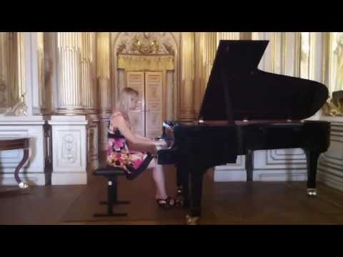 Chopin: Minute waltz on Chopin´s way to Jenny Lind