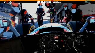 F1 2017 | Menudo final!!! - Mclaren Honda MCL32 @ Japan GP | Suzuka