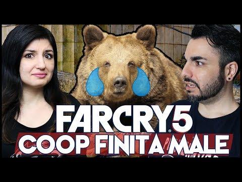 FAR CRY 5 IN COOP È ASSURDO! (Midna combina disastri!)