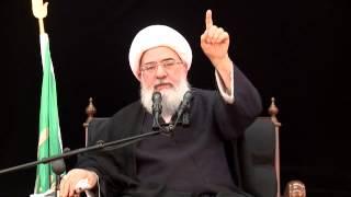 محاضرات الشيخ فاضل المالكي 10محرم 1436 HD
