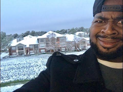 Snow In Houston?!?