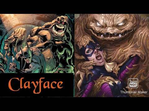 Clayface Tribute