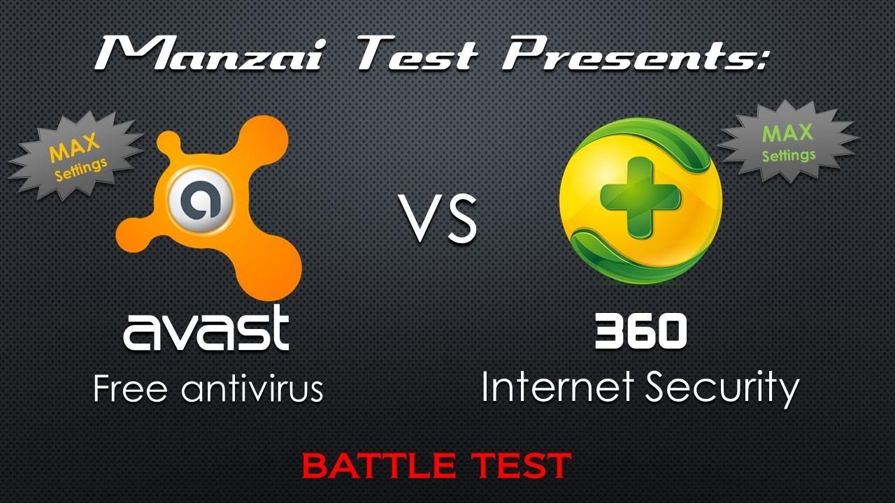 avast antivirus test