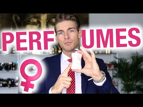 Top 5 Sexiest Women Perfumes 2017