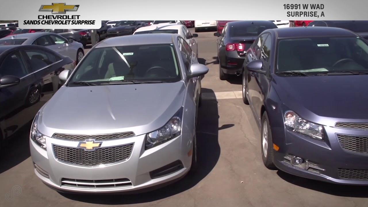 Marvelous Sands Chevrolet Surprise March Offers SPS