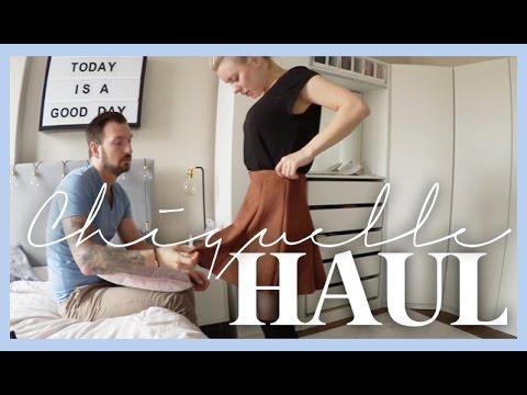 ♥ HAUL med Anders ♥ (i samarbete med Chiquelle)