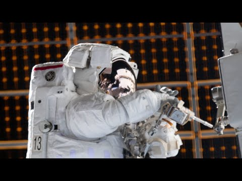Preview of Two Upcoming Spacewalks at the International Space Station
