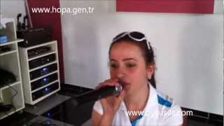 Emine SARI  www.hopa.gen.tr Video