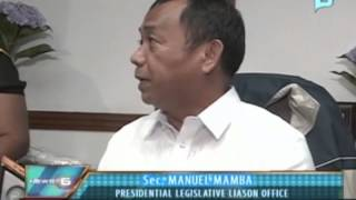 PLLO Chief Mamba: Resolusyon vs. illegal black sand mining sa Cagayan, ipapasa kay PNoy