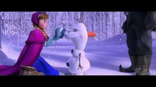 С Новым годом! Трейлер от мультфильма  Холодное сердце.