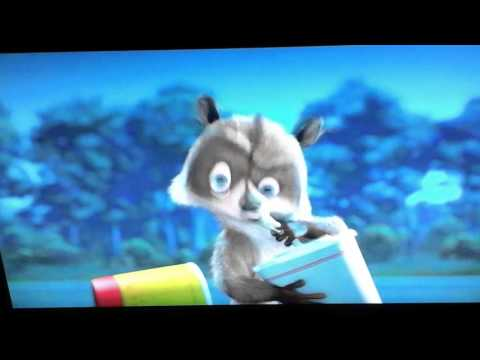 Over The Hedge song Family Of Me
