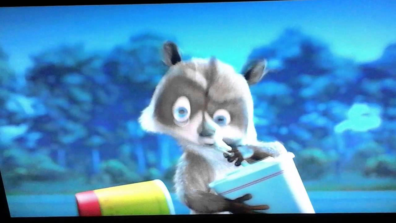 Over The Hedge song Family Of Me - YouTube