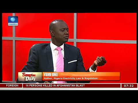 Challenge Of Power Sector Not Solely Funding - Yemi Oke