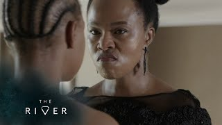 Lindiwe Confronts Tumi – The River | 1 Magic