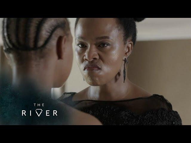Lindiwe Confronts Tumi – The River | 1 Magic