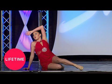 "Dance Moms: Kalani's Solo ""Dance Till I Die"" Season 5  Lifetime"