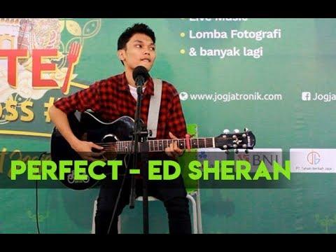 """JADI ENAK SETELAH DI COVER ADLANI RAMBE - Perfect """"Ed Sheeran"""""""