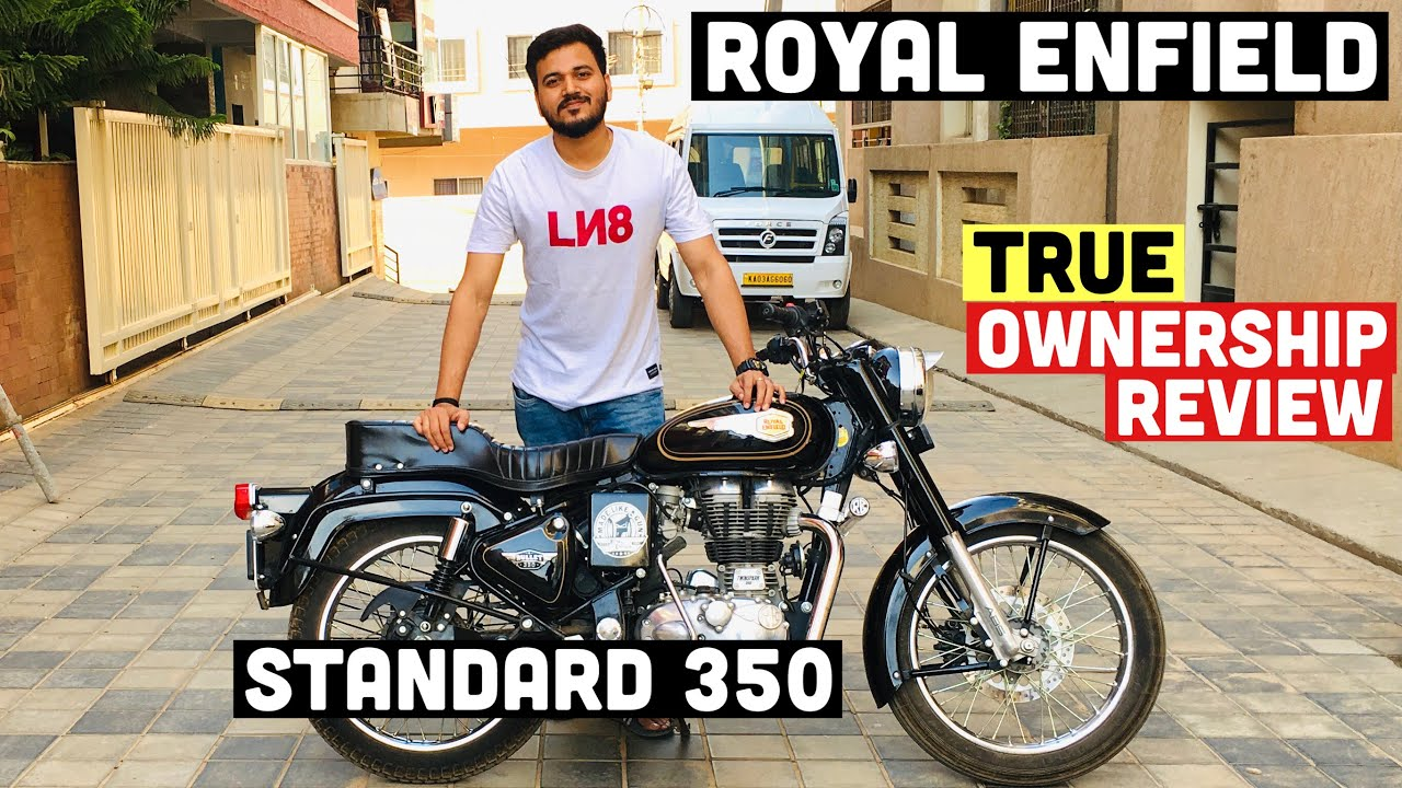 video Royal Enfield Bullet 350