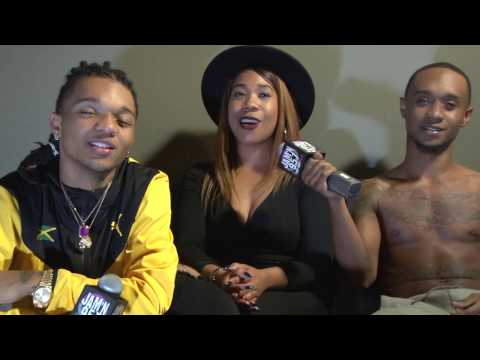 Rae Sremmurd SPILLS THE JUICE On Tour In San Diego [EXCLUSIVE INTERVIEW]