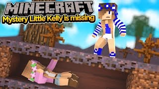 miNecraft mystery-LITTLE KELLY IS BURIED A-L-I-V-E