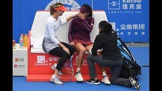 Maria Sharapova vs. Wang Xinyu | 2019 Shenzhen Open Second Round | WTA Highlights