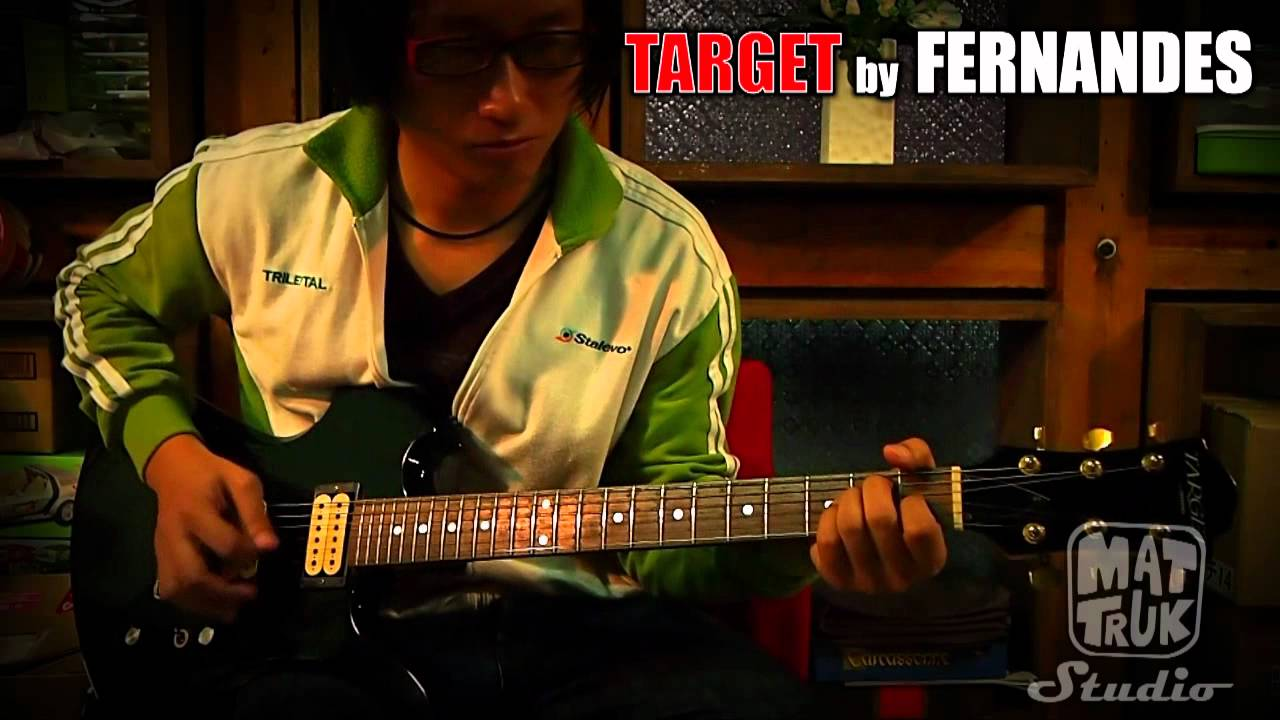 fernandes guitar review