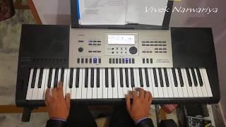 Har ghadi badal rahi hai || Kal ho na ho || Piano instrumental || Sonu nigam ||Shankar Ehsaan Loy