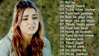 💕😭 SAD HEART TOUCHING SONGS 2021❤️ SAD SONGS 💕   BEST SONGS COLLECTION ❤️  BOLLYWOOD ROMANTIC SONGS