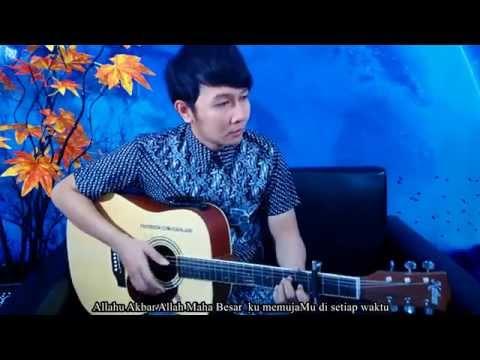 (Ungu) Surgamu - Nathan Fingerstyle Cover