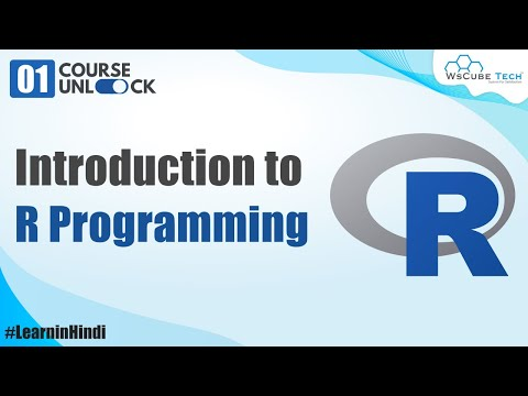 Complete Introduction to R Programming in Hindi | R Programming Tutorial for Beginners #1