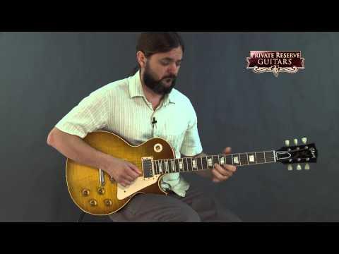 Gibson Custom 1959 Joe Bonamassa Les Paul VOS Electric Guitar