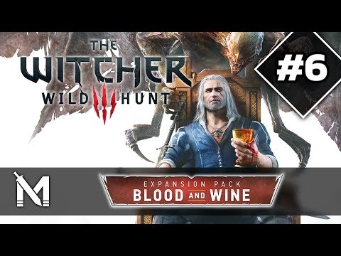 [Blood and Wine] Part 6 - Bird Person! - Witcher 3 DLC - Blind Let's Play