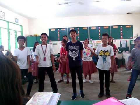 Grade 8- Kamagong❤                      Group 3 Yell❤💜