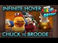 What If You Bring a Chuck to Madame Broode? Infinite Hover in Super Mario Odyssey