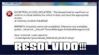 Resolvendo o erro do Minecraft que não abre (CRASH REPORT RESOLVIDO)