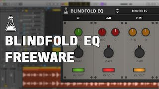 FREE Plugin: Blindfold EQ (VST, AU, AAX) - AudioThing