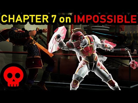 Shadow Fight 3 Chapter 7. Defeating Mist Warrior and Warden on Impossible